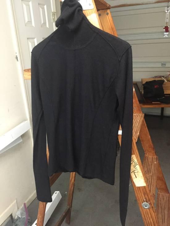 Julius AW04 Cashmere/Silk High Neck Ninja Sweater Size US M / EU 48-50 / 2 - 1