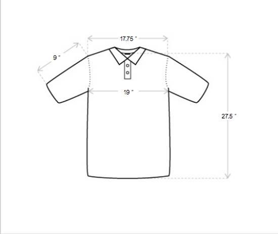 Thom Browne Thom Browne Navy Pocket Polo Size US M / EU 48-50 / 2 - 5