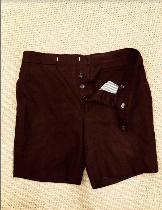 Thom Browne Thom Browne Men's Wool Suit Shorts Size US 36 / EU 52 - 2