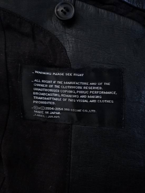 "Julius AW05 ""Thieves"" Slick Carf Fencing Jacket Size US M / EU 48-50 / 2 - 12"