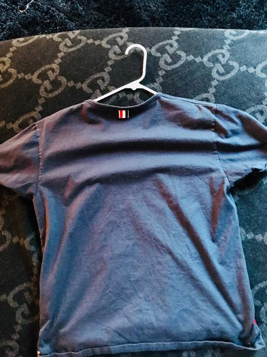 Thom Browne Navy T-Shirt Size 4 Size US L / EU 52-54 / 3 - 2
