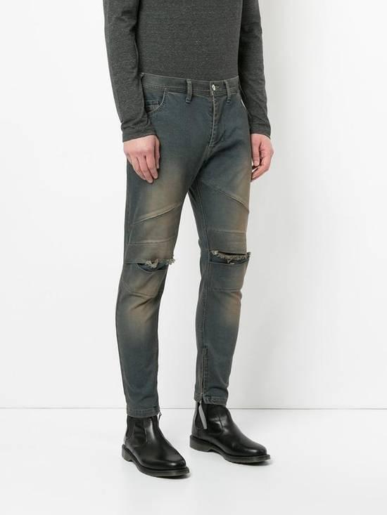Julius Ripped Jeans Indigo Size US 32 / EU 48 - 2