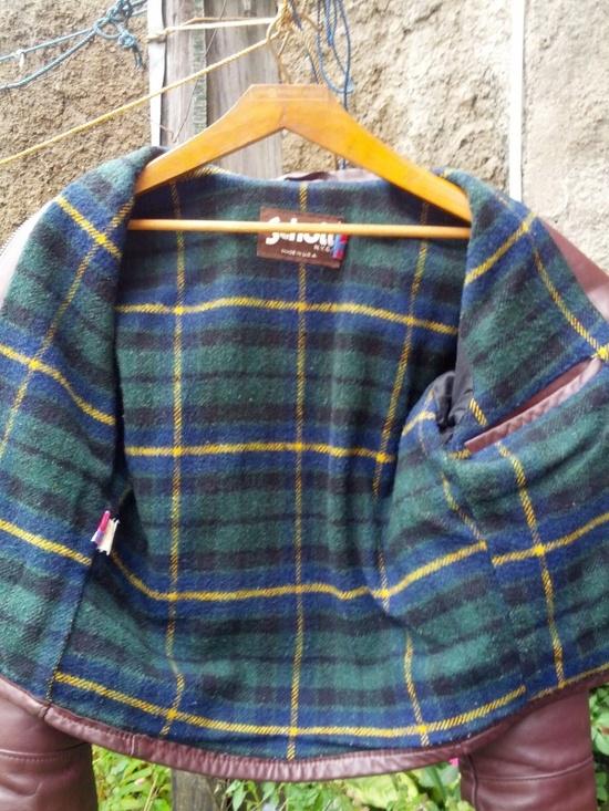 Schott SCHOTT 658 Leather Jacket Size US S / EU 44-46 / 1 - 2