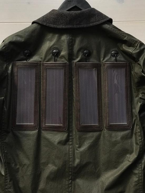 Junya Watanabe Solar Panel Power Macintosh Rain Coat Size US L / EU 52-54 / 3 - 5