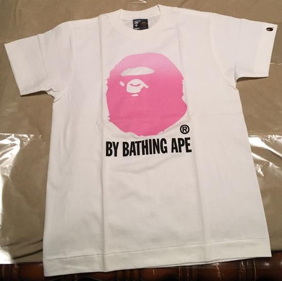 Bape og bape tee size s short sleeve t shirts for sale for Bape t shirt sizing