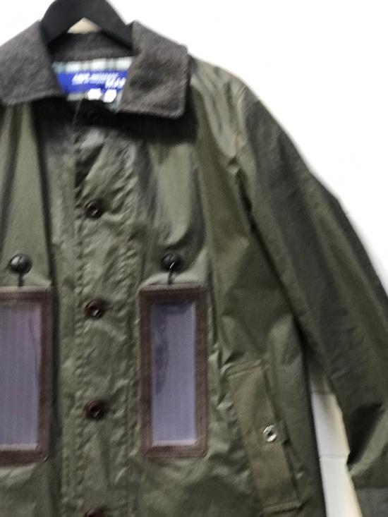 Junya Watanabe Solar Panel Power Macintosh Rain Coat Size US L / EU 52-54 / 3 - 9