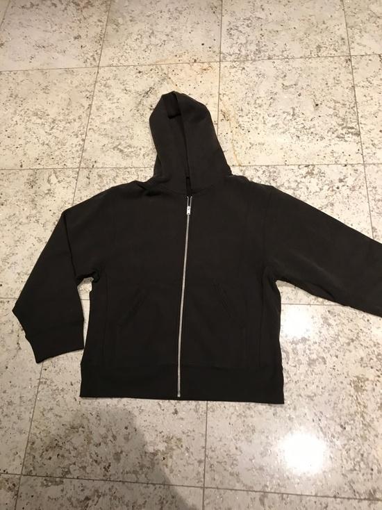 yeezy season s m season 3 dark onyx zip hoodie size s. Black Bedroom Furniture Sets. Home Design Ideas
