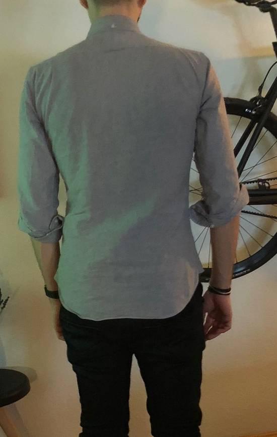 Thom Browne Oxford Classic Shirt Sz.2/M rare grey Size US M / EU 48-50 / 2 - 5
