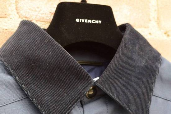 Givenchy Givenchy $1390 Corduroy Collar Cotton Jacket Size 48 Brand New Condition Size US M / EU 48-50 / 2 - 2
