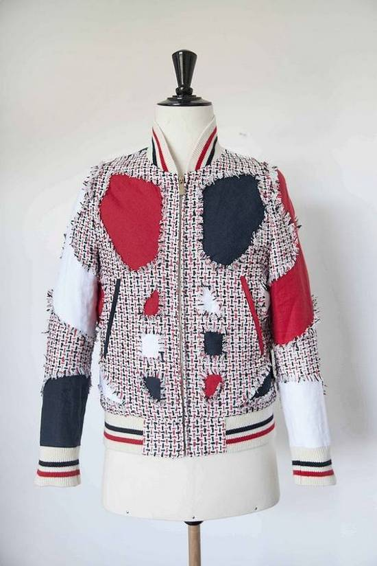 Thom Browne SS15 Anatomical varsity jacket Size US S / EU 44-46 / 1 - 2