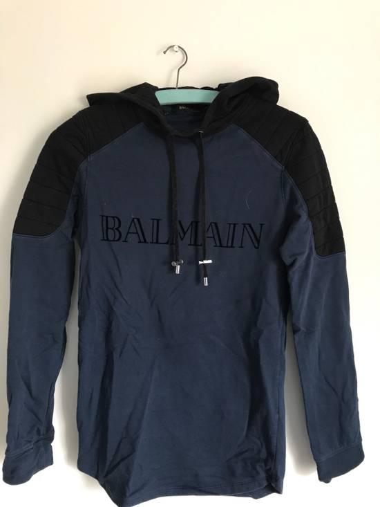 Balmain Balmain X H&M Hoodie Size US M / EU 48-50 / 2 - 2