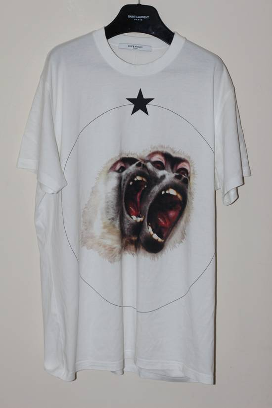 Givenchy Monkey Brother Tee Size US XS / EU 42 / 0