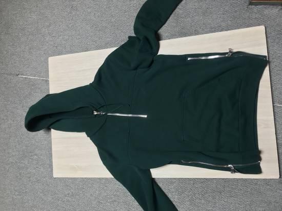 Balmain Balmain Green Forest Hoodie Zipped Size US M / EU 48-50 / 2 - 4