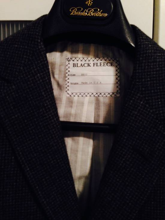 Thom Browne Black Fleece 3 B Sport Coat Size 34S
