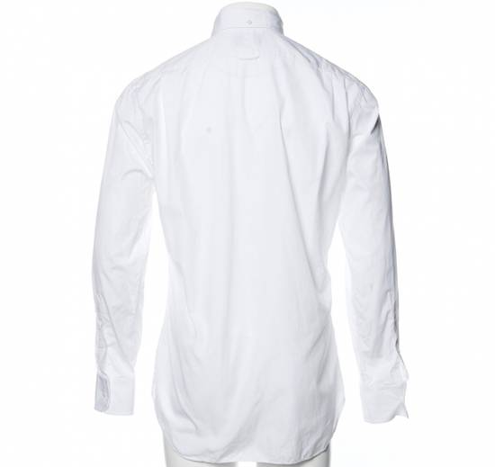 Thom Browne RARE !! Thom Browne X United Arrows Classic Oxford Shirt Size US S / EU 44-46 / 1 - 1