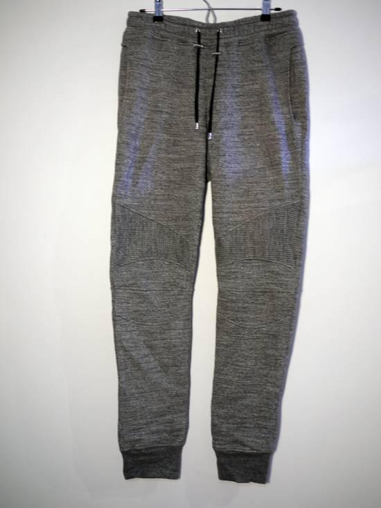 Balmain Grey Balmain Sweatpant Size US 34 / EU 50