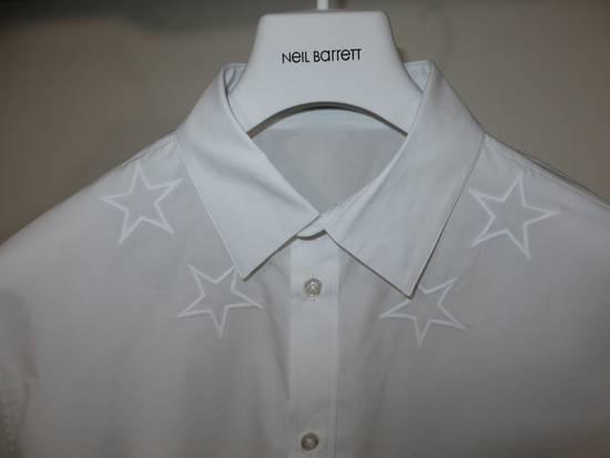 Givenchy Embroidered stars shirt Size US XXL / EU 58 / 5 - 1