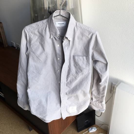 Thom Browne Button DownShirt Size 2 Size US M / EU 48-50 / 2