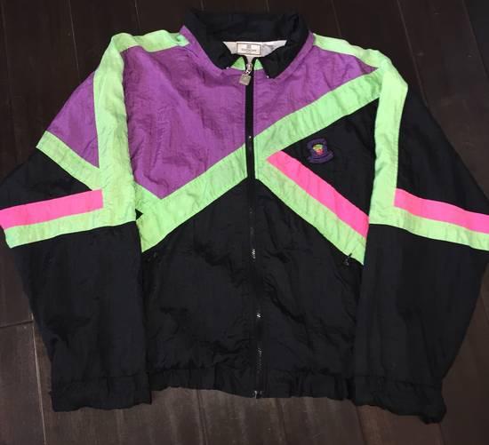 Givenchy Vintage 80's Givenchy Active Sports Nylon Tracksuit jacket. Size US L / EU 52-54 / 3