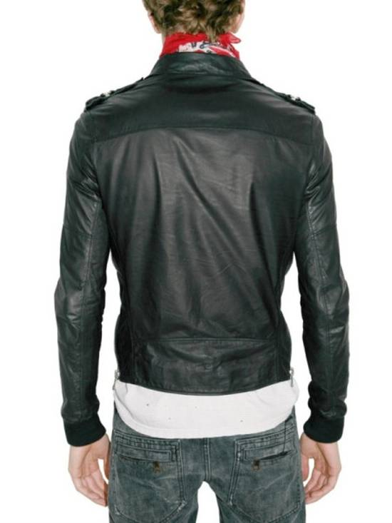 Balmain Safety Pin Biker Jacket Size US S / EU 44-46 / 1 - 12