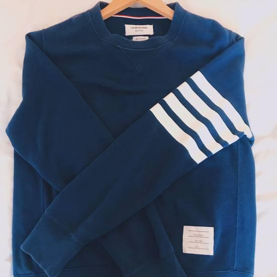 Thom Browne Thom Browne 4 Bar Sweatshirt Size US M / EU 48-50 / 2