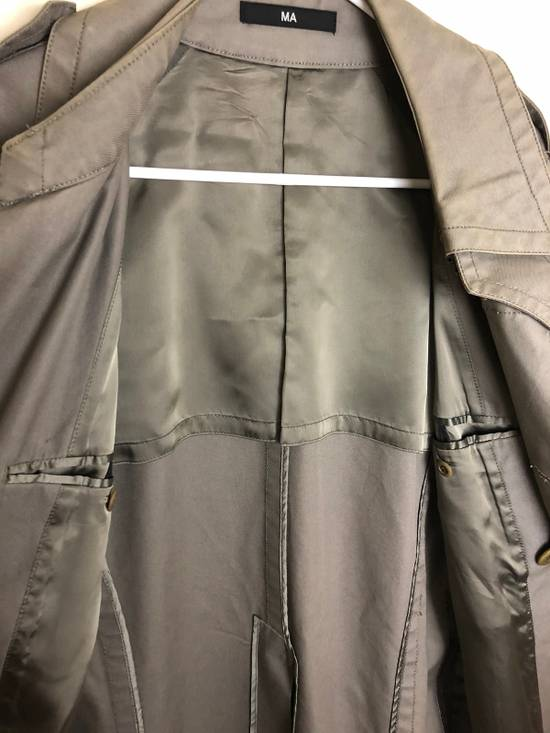 Julius SS2009 MA Assymetrical Coat Trench Size US M / EU 48-50 / 2 - 5