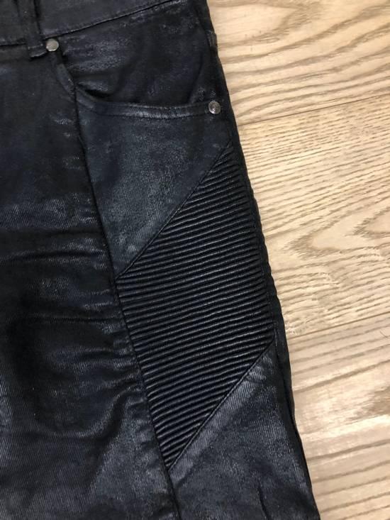 Balmain Balmain Waxed Jeans Size US 30 / EU 46 - 3