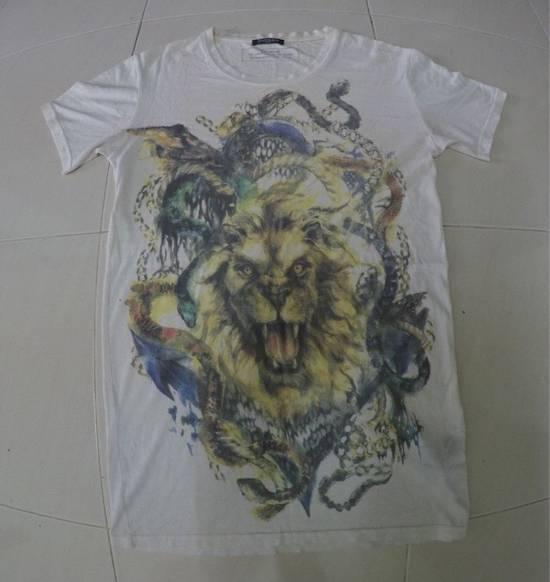 Balmain rare balmain t shirt (lion) Size US XS / EU 42 / 0