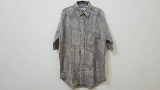 Givenchy GENTLEMAN by GIVENCHY PARIS HIDDEN TRIBAL PATTERN MOTIF DETAILS SINGLE POCKET Size US M / EU 48-50 / 2