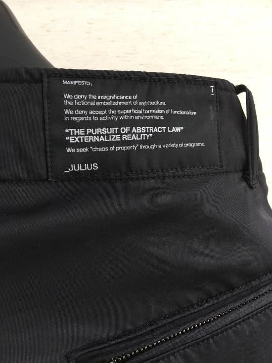 Julius Multi-zipper Pants Size US 30 / EU 46 - 6