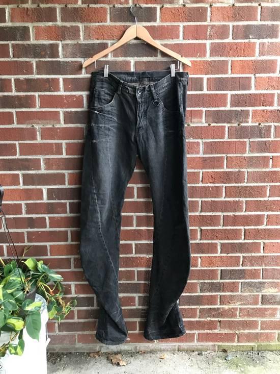 Julius AW08 Twist Denim Jeans Size US 32 / EU 48