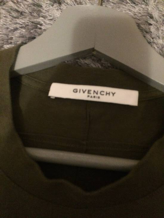 Givenchy Green Money Print T-shirt Size US M / EU 48-50 / 2 - 2