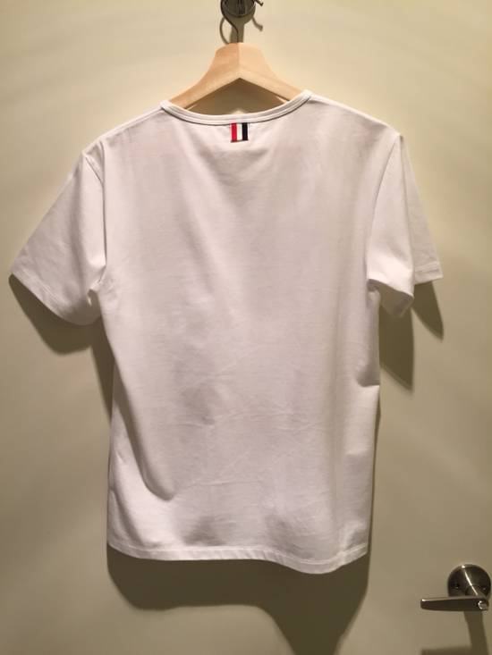 Thom Browne SS POCKET TEE MEDIUM WEIGHT JERSEY COTTON Size US S / EU 44-46 / 1 - 1