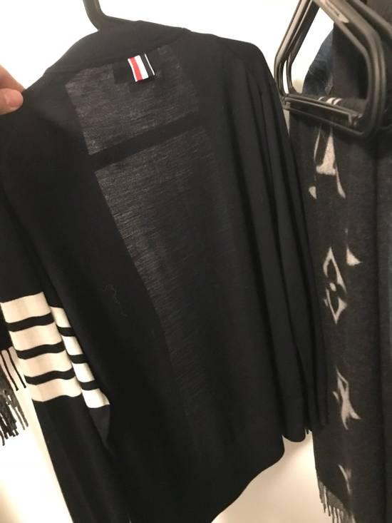 Thom Browne v neck Cardigan in fine merino wool Size US M / EU 48-50 / 2