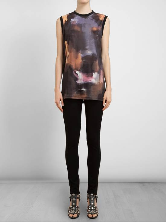 Givenchy Givenchy Abstract Doberman Print Rottweiler Bambi Star Tank Top Vest size L (M) Size US M / EU 48-50 / 2 - 2