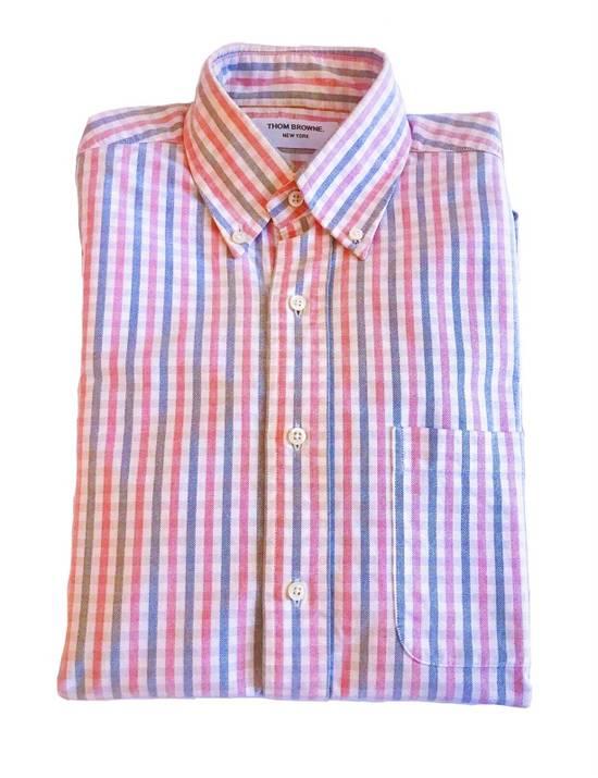 Thom Browne Stripe Shirt Oxford Size US M / EU 48-50 / 2