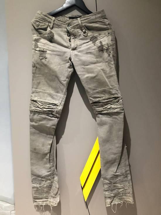 Julius Distressed Grey Jeans Size 1 Size US 28 / EU 44