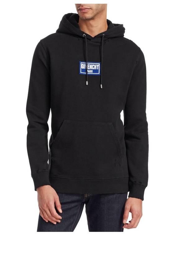 Givenchy Givenchy Logo Hooded Sweater Size US M / EU 48-50 / 2