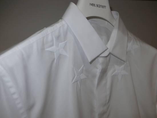 Givenchy Embroidered stars shirt Size US XXL / EU 58 / 5 - 5
