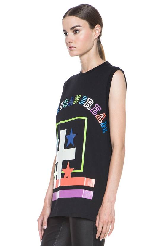 Givenchy Givenchy American Dream Print Rottweiler Bambi Star Tank Top Vest size XS Size US XS / EU 42 / 0 - 3