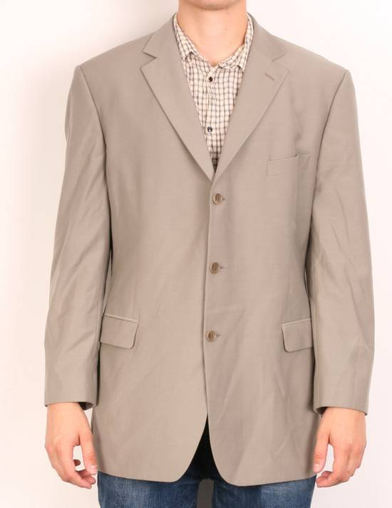 Balmain Balmain Paris Mens 46 M Blazer Jacket Wool Vintage 90sParis Mens 46 M Blazer Jacket Wool Vintage 90s 5654 Size 46R