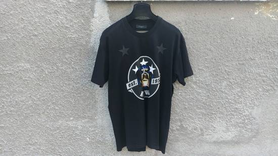 Givenchy Givenchy FW11 Rottweiler RTTWLR Star Print Oversized T-Shirt size M (XL) Size US M / EU 48-50 / 2