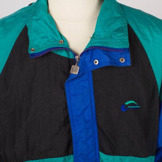 Givenchy 90s Color Blocked Track Jacket Size US M / EU 48-50 / 2 - 2