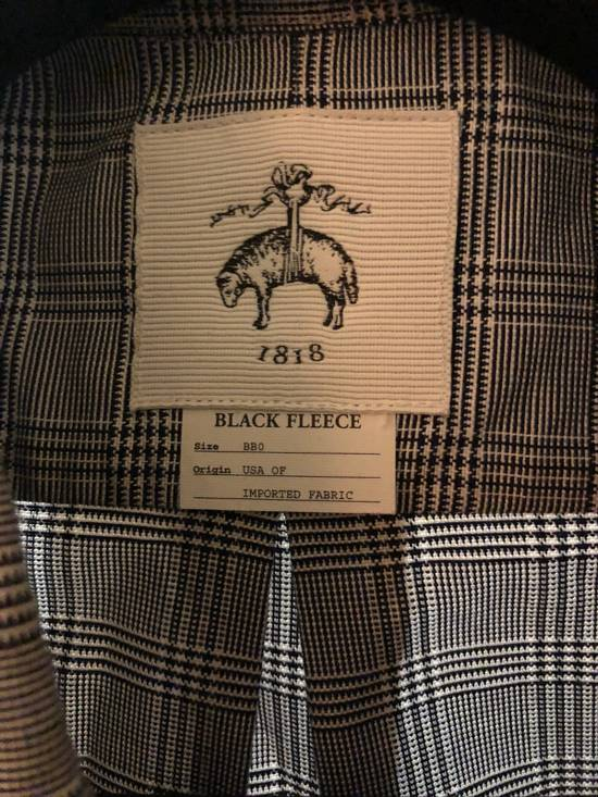 Thom Browne Grey Glen Plaid Shirt Size US XS / EU 42 / 0 - 2