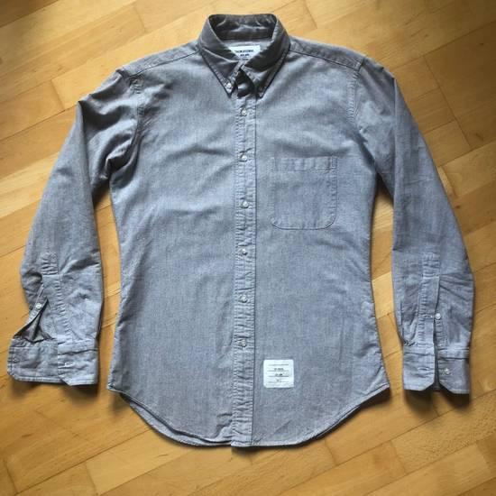 Thom Browne Oxford Classic Shirt Sz.2/M rare grey Size US M / EU 48-50 / 2 - 8