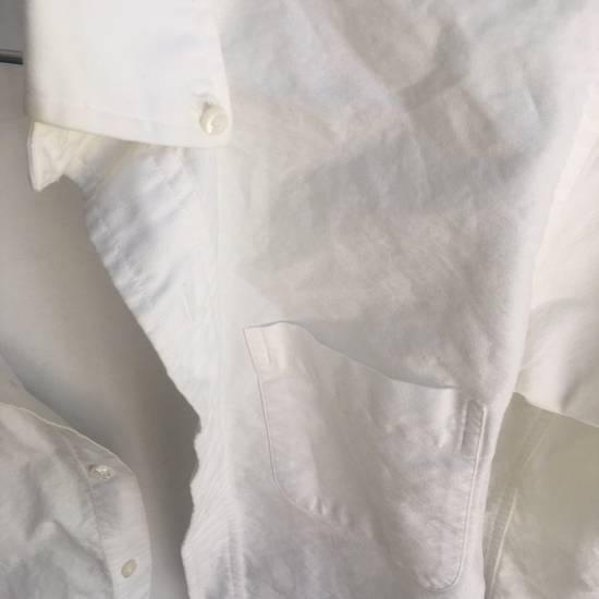 Thom Browne White Shirt Size 2 Size US M / EU 48-50 / 2 - 7