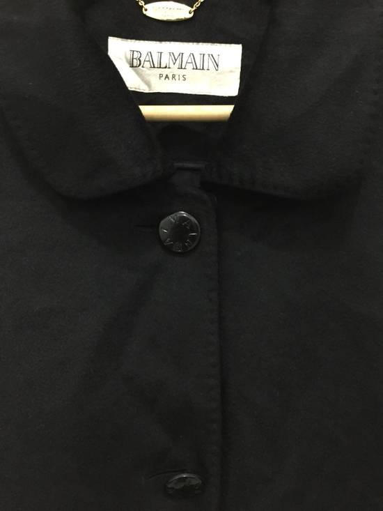 Balmain Free Shipping!! Balmain Pure Cashmere Long Coat Size US M / EU 48-50 / 2 - 2