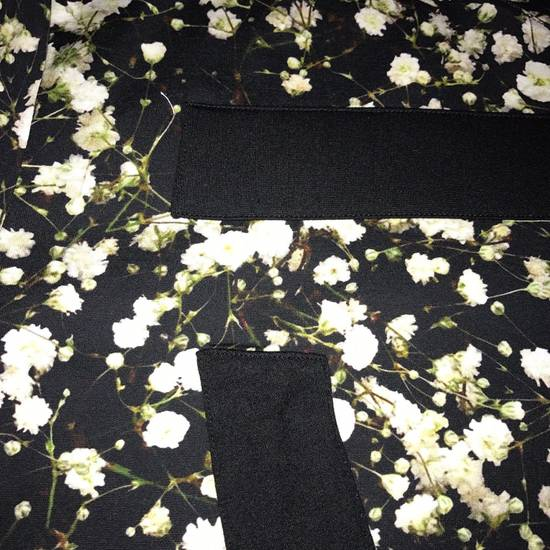 Givenchy SS15 Baby's Breath Floral T-shirt NWT Size US M / EU 48-50 / 2 - 2