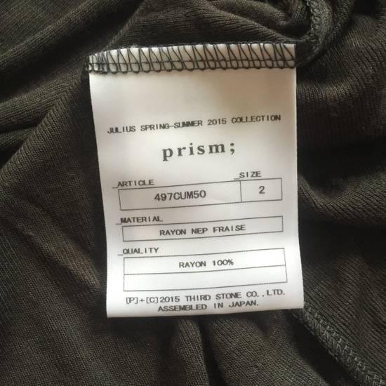 Julius Prism Viscose Asymmetrical Hoodie NWT Size US M / EU 48-50 / 2 - 11