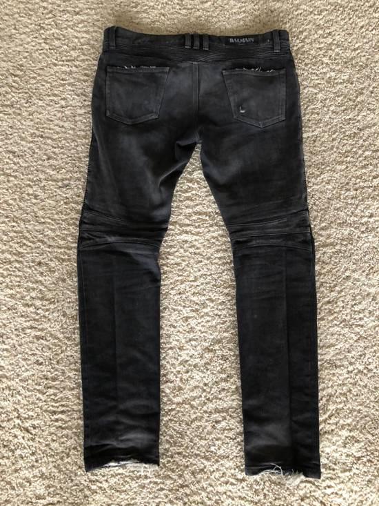 Balmain Balmain Distressed Jeans Size US 34 / EU 50 - 9
